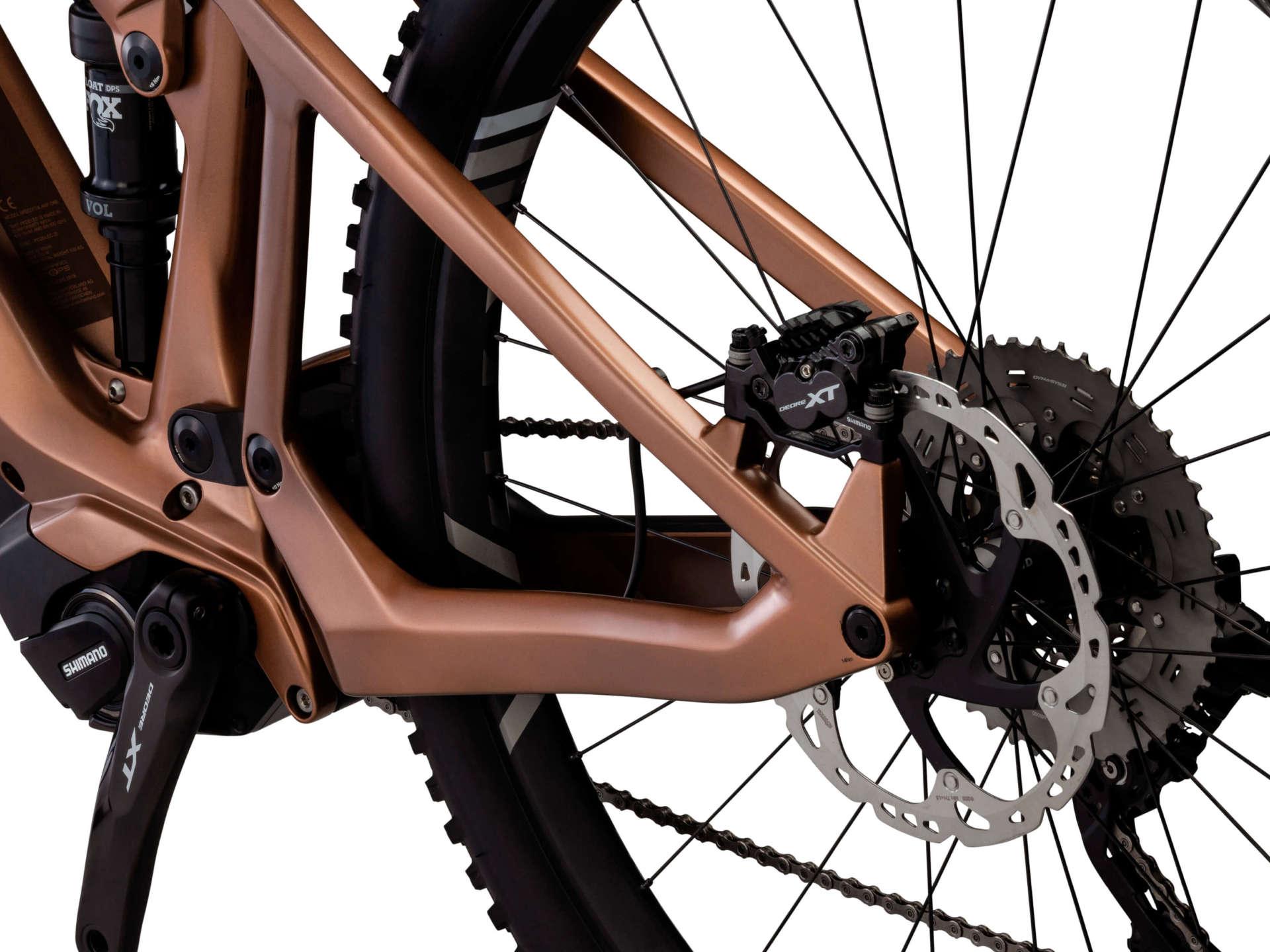 BMC SPEEDFOX AMP @G-Bikes