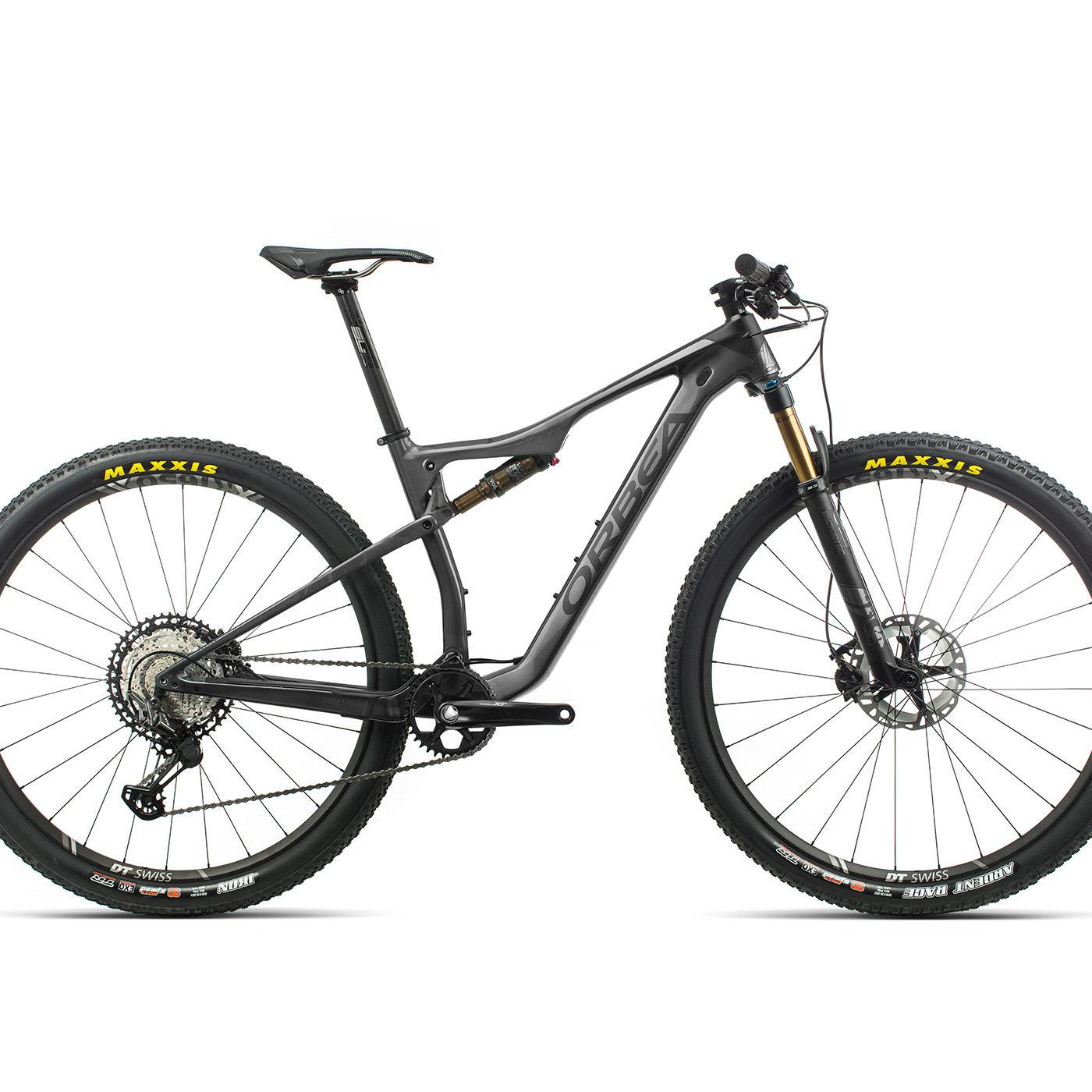 ORBEA OIZ 29 M10 - GRAFIET (GLOSS)/ ZWART (DOF) @G-Bikes