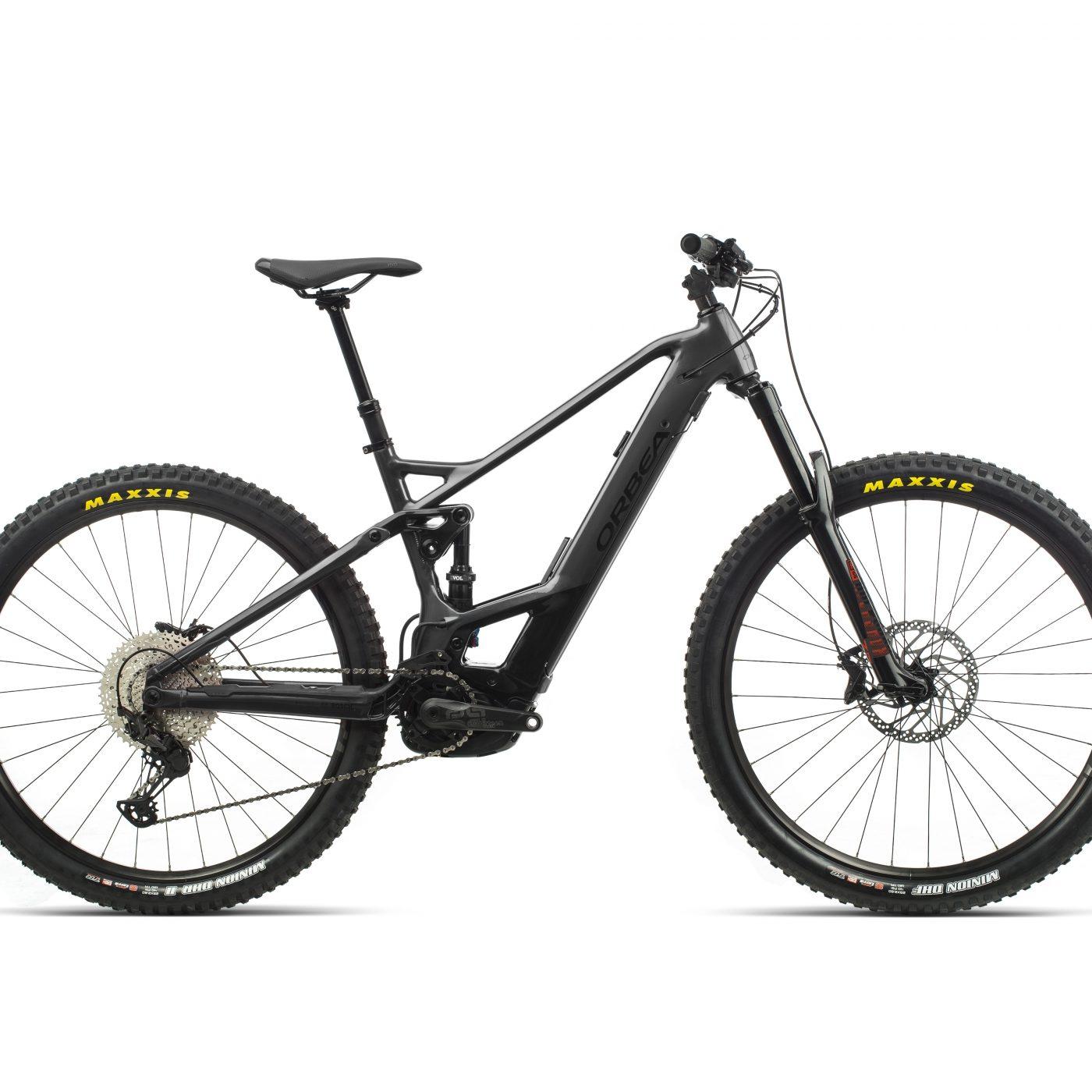 ORBEA WILD FS H20 eBike - GRAFIET / ZWART (GLOSS) @G-Bikes