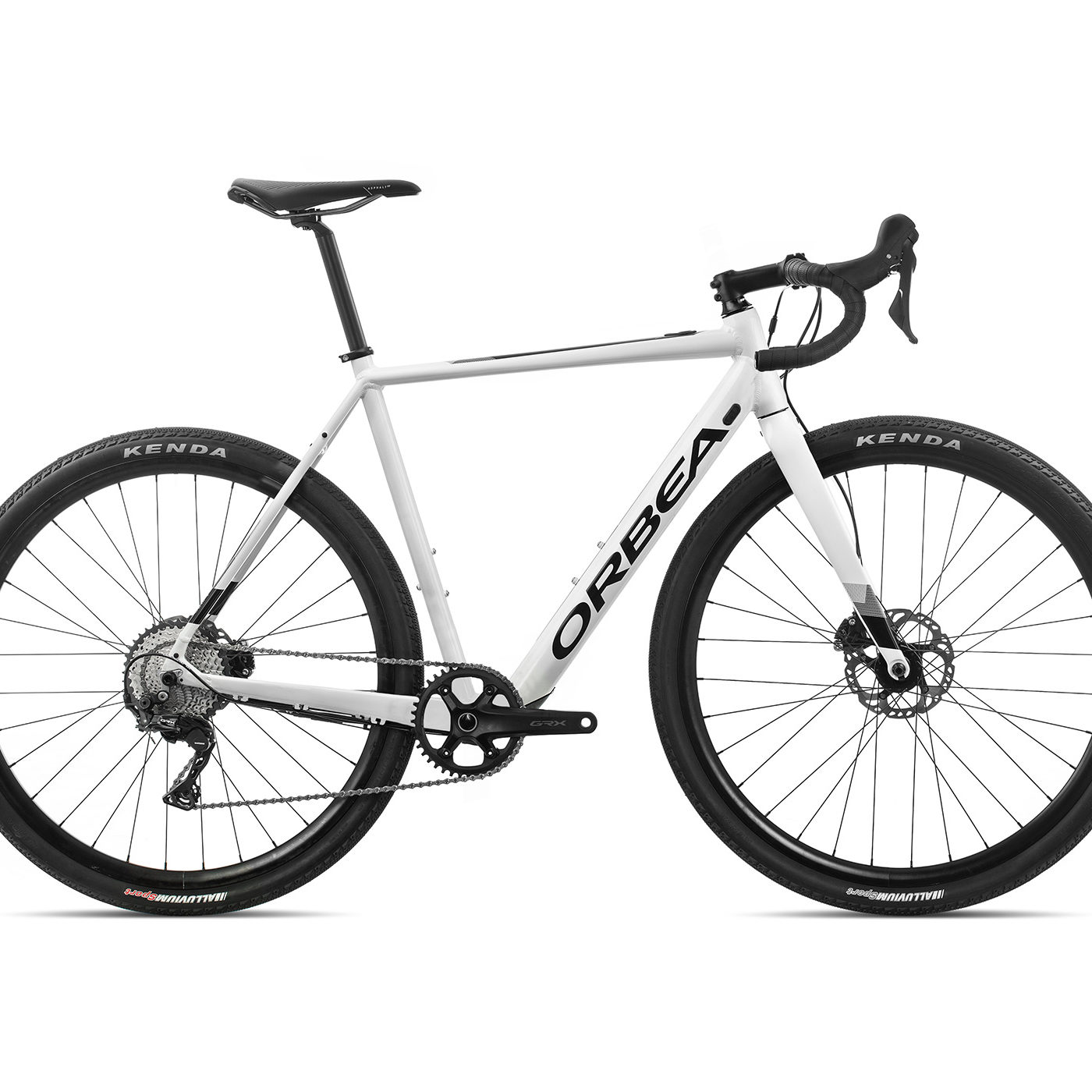 ORBEA GAIN ROAD D31 - WHITE (GLOSS)