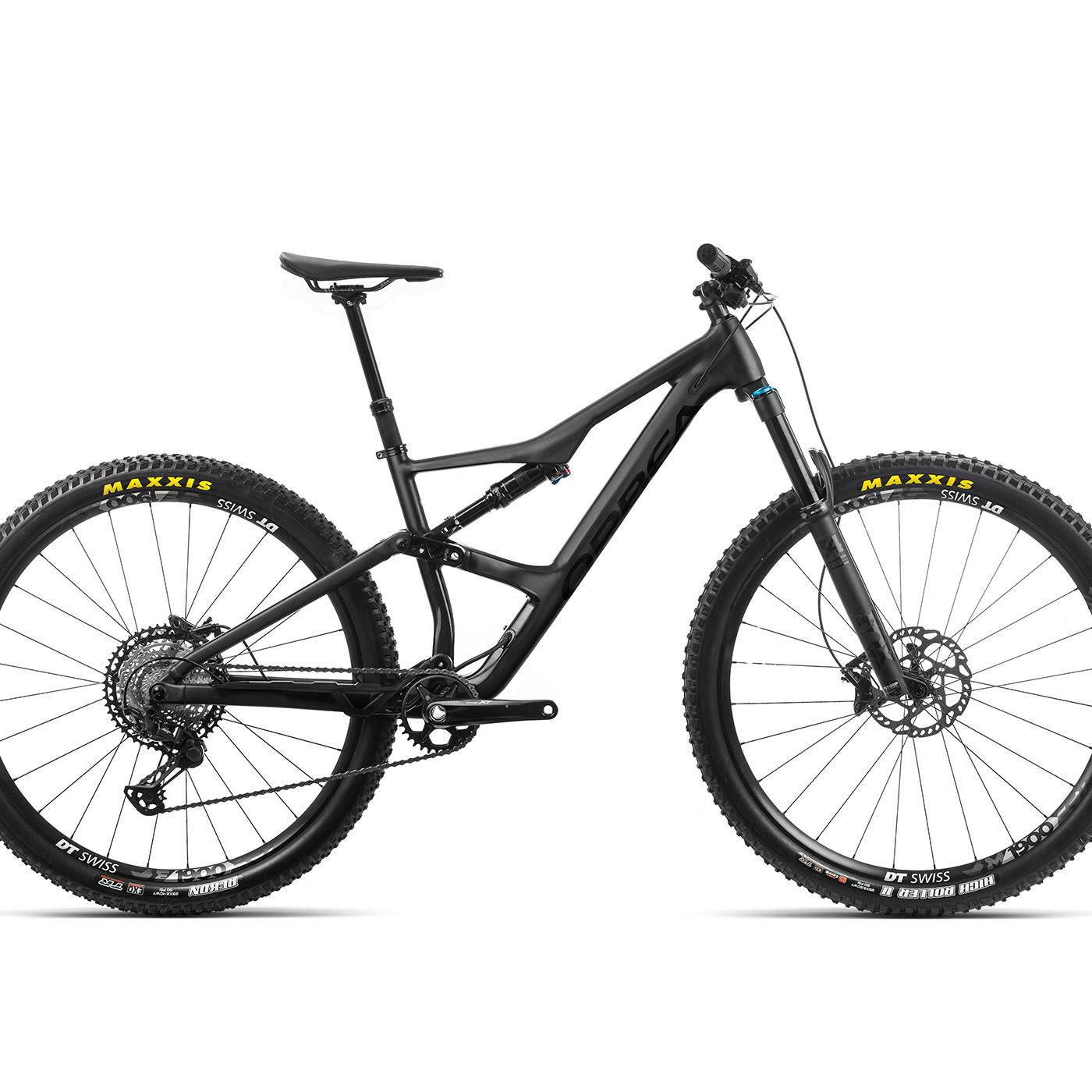 ORBEA Occam H10 - METALLIC ZWART (DOF-GLOSS) @G-Bikes
