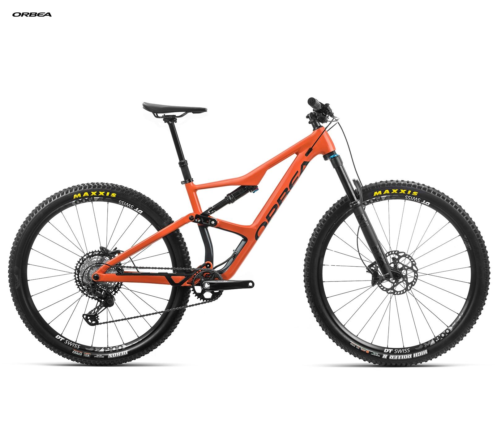 ORBEA Occam H10 - ZALM / BLAUW INDIGO (GLOSS) @G-Bikes