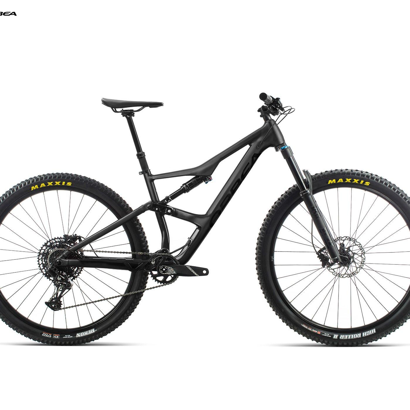 ORBEA Occam H20-EAGLE - METALLIC ZWART (DOF-GLOSS) @G-Bikes