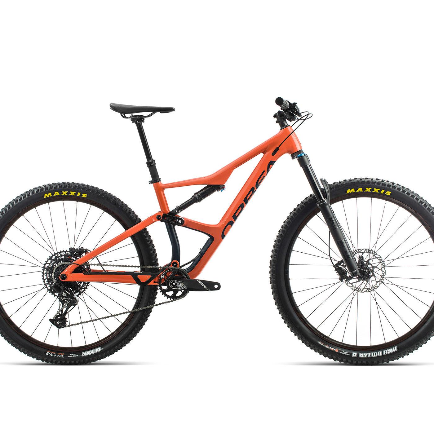 ORBEA Occam H20-EAGLE - ZALM / BLAUW INDIGO (GLOSS) @G-Bikes