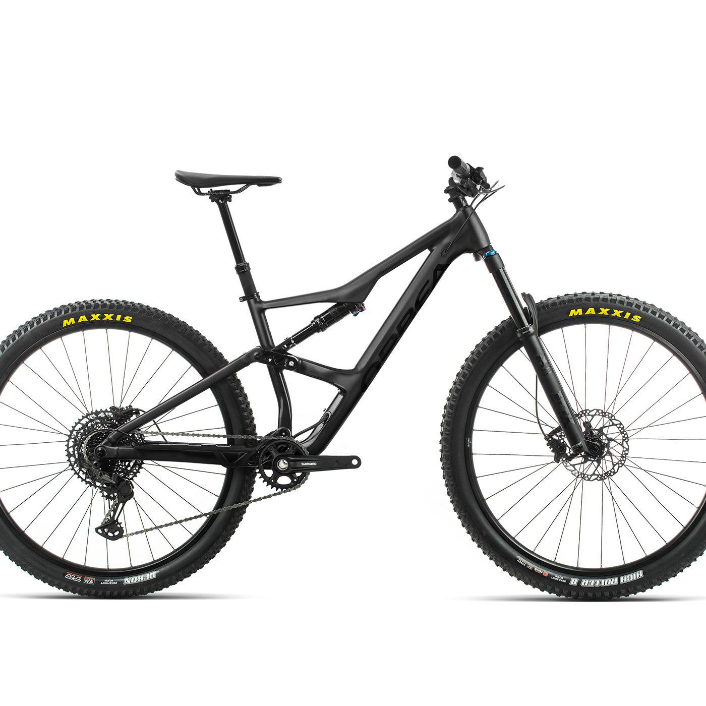 ORBEA Occam H20 - METALLIC ZWART (DOF-GLOSS) @G-Bikes