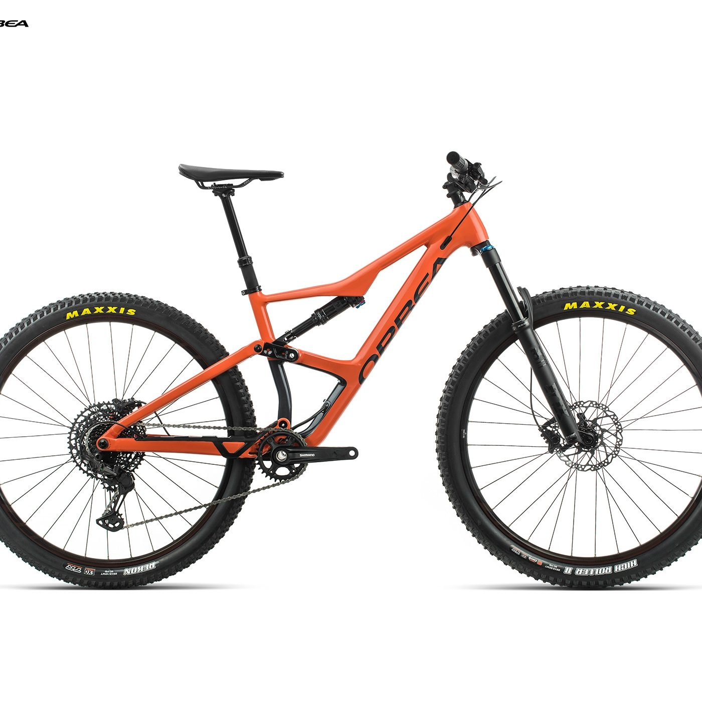 ORBEA Occam H20 - ZALM / BLAUW INDIGO (GLOSS) @G-Bikes