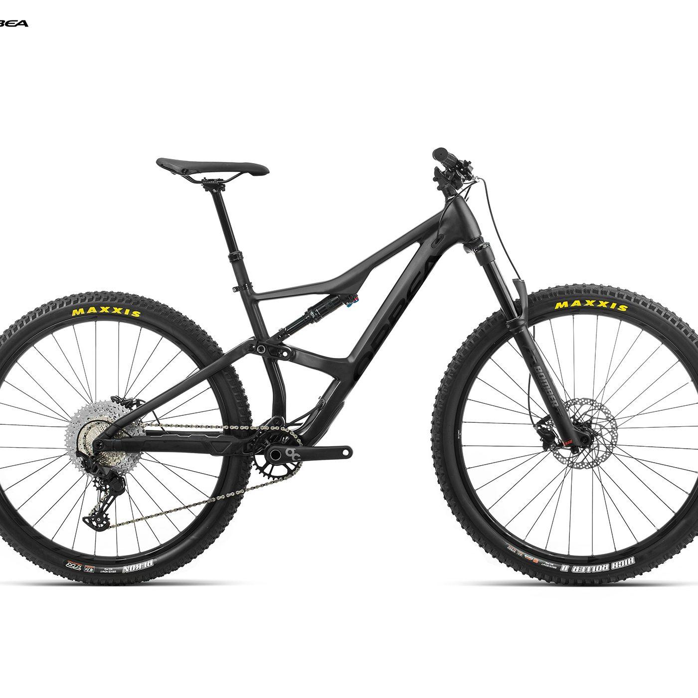 ORBEA Occam H30 - METALLIC ZWART (DOF-GLOSS) @G-Bikes