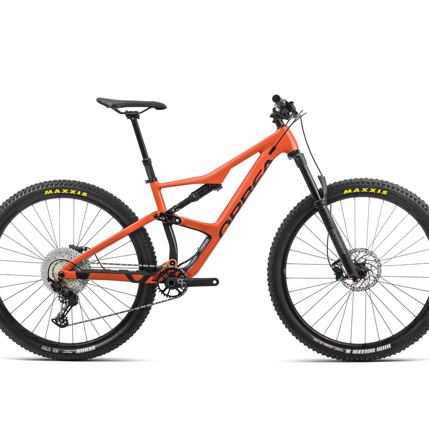 ORBEA Occam H30 - ZALM / BLAUW INDIGO (GLOSS) @G-Bikes