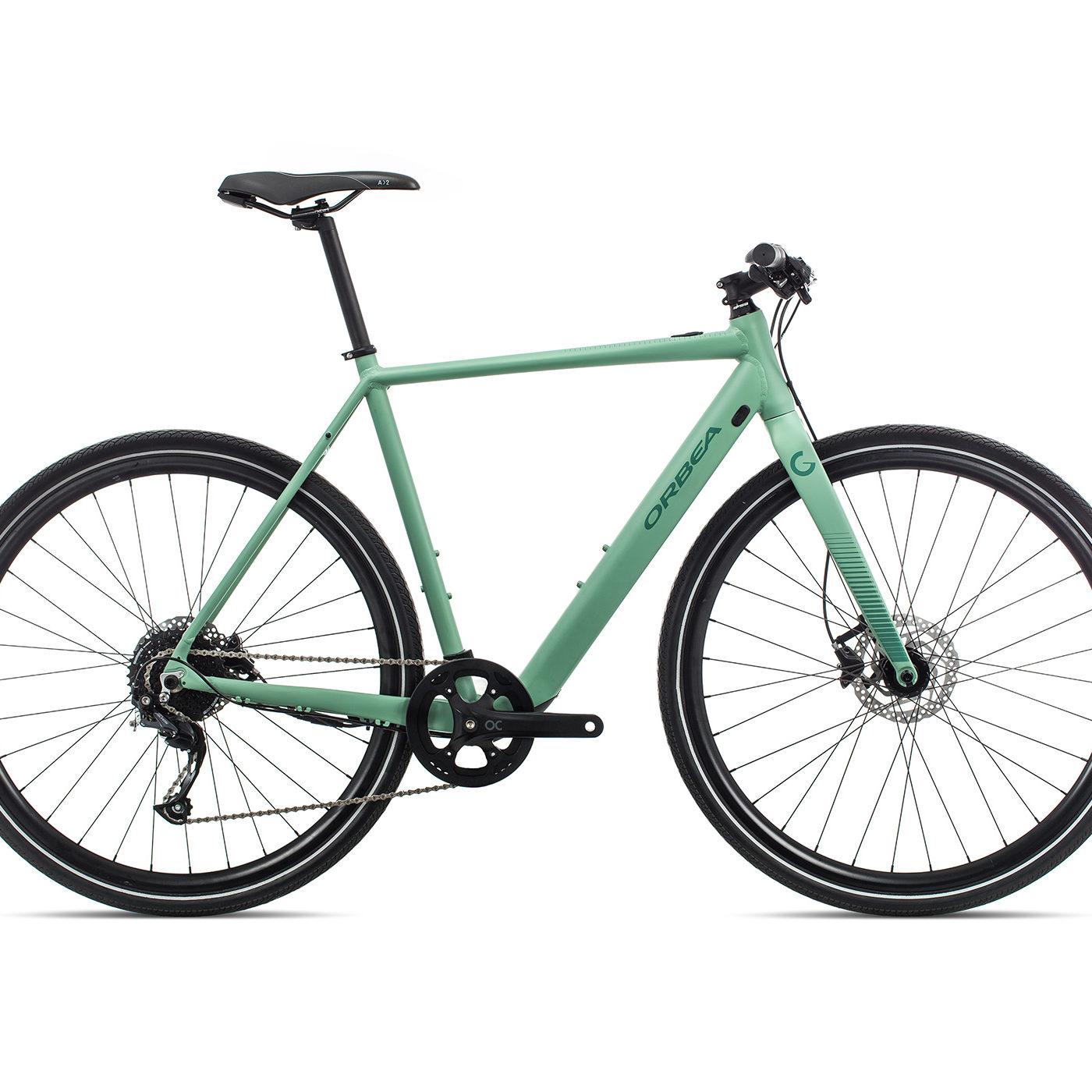 Orbea GAIN F40 - Groen (Dof-Gloss)